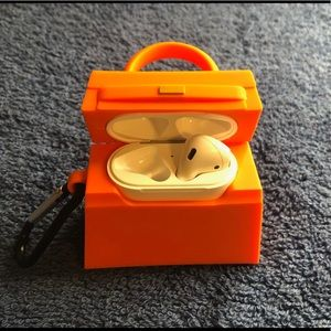 """AirPod cases """"mini Birkin"""""""